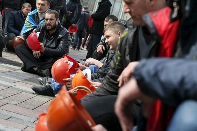 Шахтарі будуть мітингувати доти, поки Центренерго не розблокує поставку вугілля держшахт - профспілки